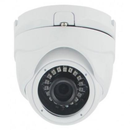 OPAX-416 1.3 MP 3.6 MM AHD & CVBS Sony 18 Smart IR Led OSD Menü AHD Dome Kamera